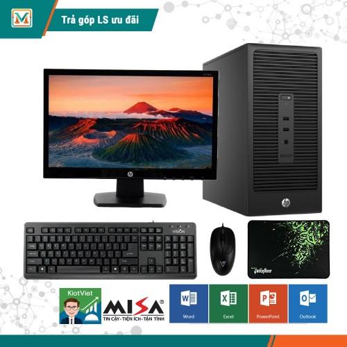 CẤU HÌNH TRỌN BỘ HP i3-6100 LCD 19 - 02