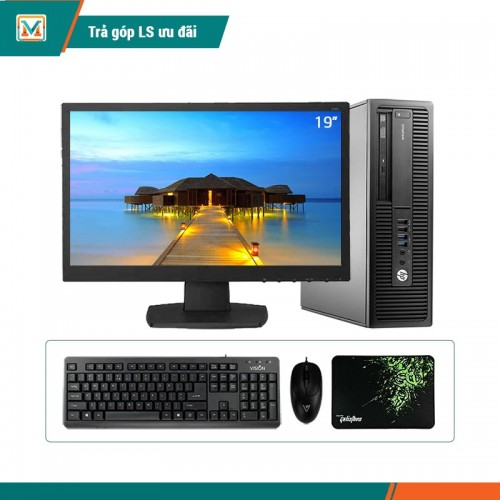CẤU HÌNH TRỌN BỘ HP i5-6400 LCD 19 - 02
