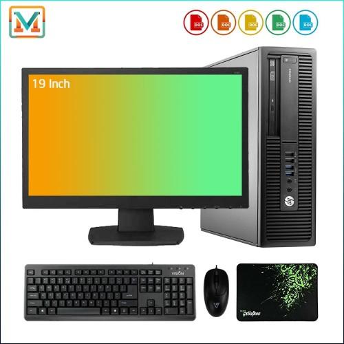 CẤU HÌNH TRỌN BỘ HP i7-6700 LCD 19 - 02