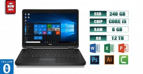 Laptop Dell Latitude E5450 i5 8GB SSD 240GB | Máy Tính Giá Rẻ