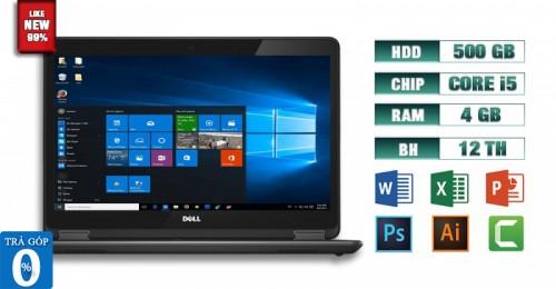Laptop Dell Latitude E7440 i5 4GB HDD 500GB | Máy Tính Giá Rẻ