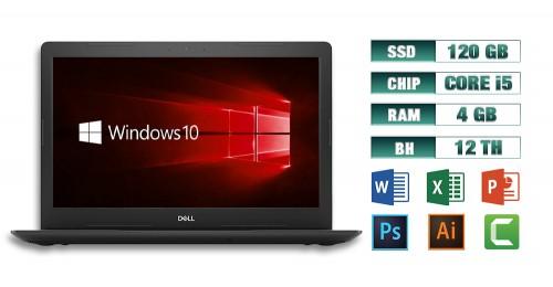 Laptop Dell Vostro 3480 i5 4GB SSD 120 GB | Máy Tính Giá Rẻ
