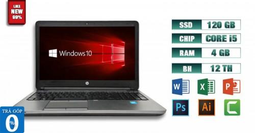 Laptop HP Probook 650G1 i5 4GB | Máy Tính Giá Rẻ