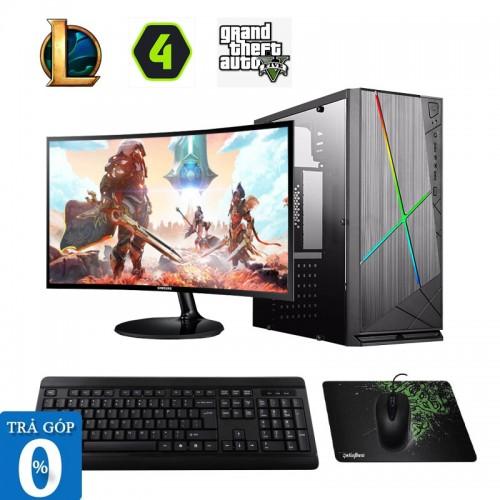 PC CHƠI GAME I3 MÀN HÌNH CONG