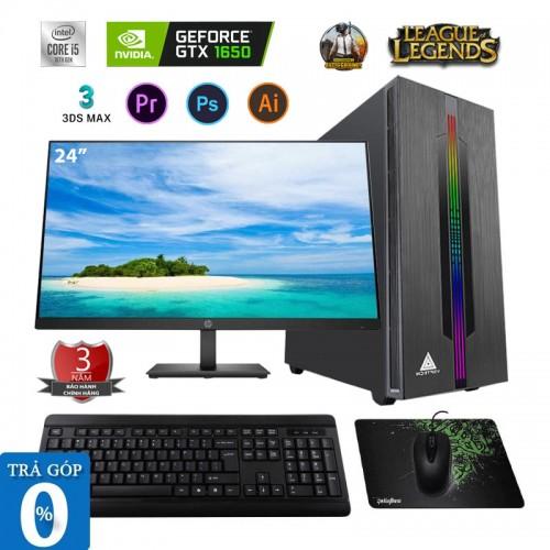 PC I5 THẾ HỆ 10 GAMES - THIẾT KẾ
