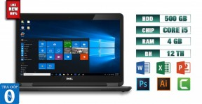 Laptop Dell Latitude E7440 i5 4GB HDD 500GB