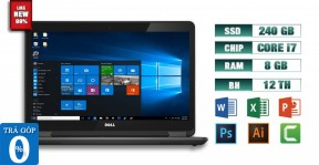 Laptop Dell Latitude E7440 i7 8GB Like New 99%