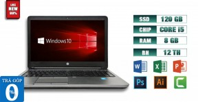 Laptop HP Probook 650G1 i5 8GB