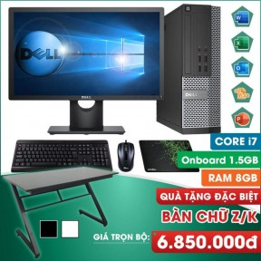 PC Dell Anti-CoV Core i7