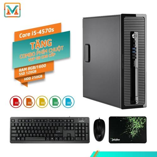 THÙNG CPU HP i5-4570s - 02